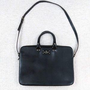 Kate Spade Wellesley Tanner Leather Laptop Bag